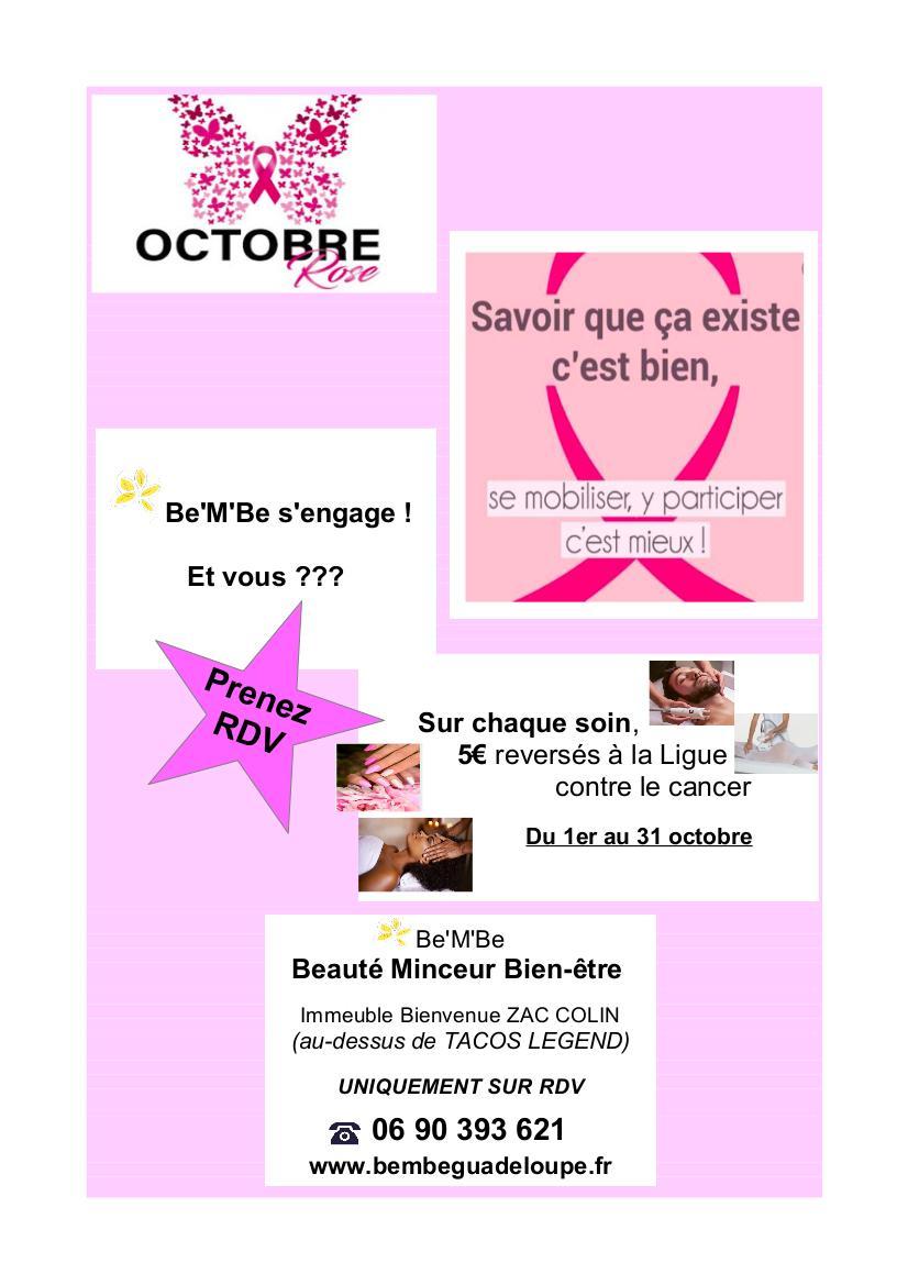 Octobre rose pdf